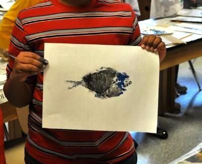 butterfish print