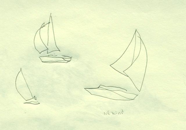 mhead sailboats